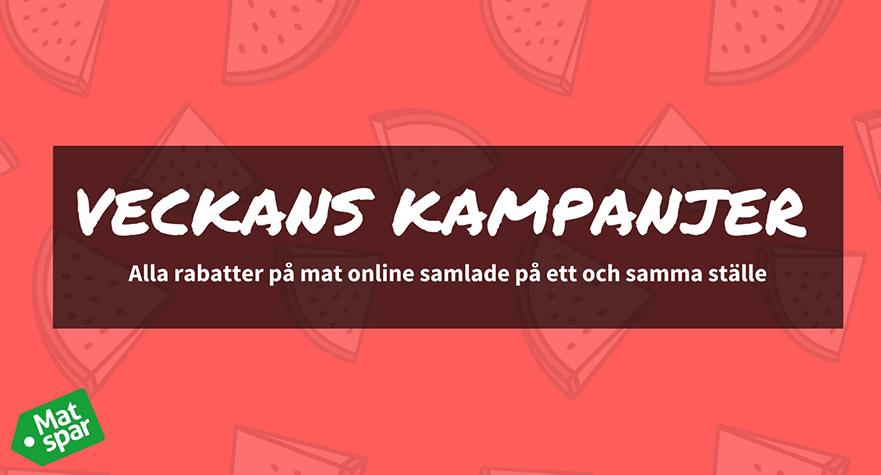handla mat online billigt