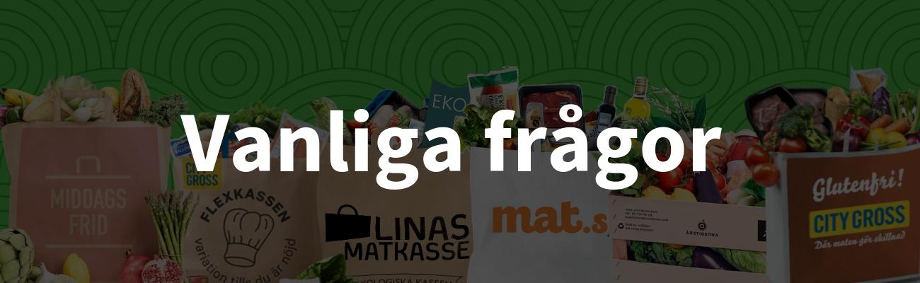 Svensk matkasse pa export